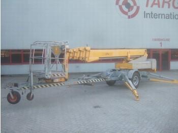 Omme 2500EZ Trailer Boom Lift 2500cm - aerial platform