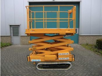 Tadano AC45 SG 6.5m 3 x im lager - aerial platform