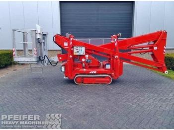 Teupen LEO 16GT, Diesel, Rubber Tracks, 16m - aerial platform