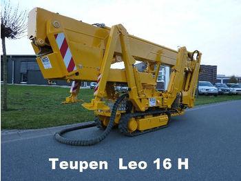 Teupen Selbstfahrende Arbeitsbühne Leo 16 H  - aerial platform