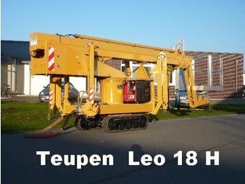 Teupen Selbstfahrende Arbeitsbühne Leo 18 H  - aerial platform