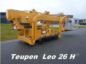 Teupen Selbstfahrende Arbeitsbühne Leo 26 H  - aerial platform