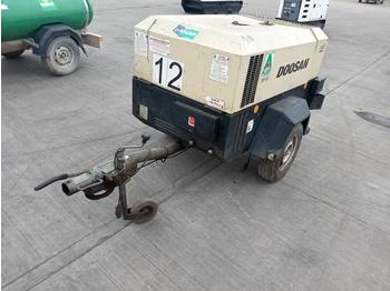 2013 Ingersoll Rand 741 140CFM - air compressor