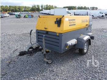 ATLAS COPCO XAS137 S/A - air compressor