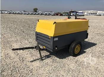 ATLAS COPCO XAS67 S/A - air compressor
