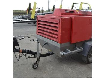 Atlas Copco XAHS 186 - air compressor