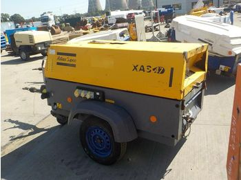 Atlas Copco XAS47 92CFM - air compressor