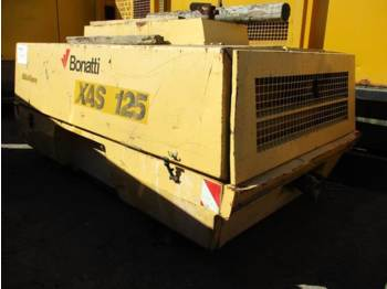 Air compressor Atlas-Copco XAS 125