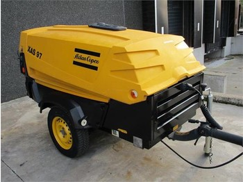 Air compressor Atlas-Copco XAS 97 - N