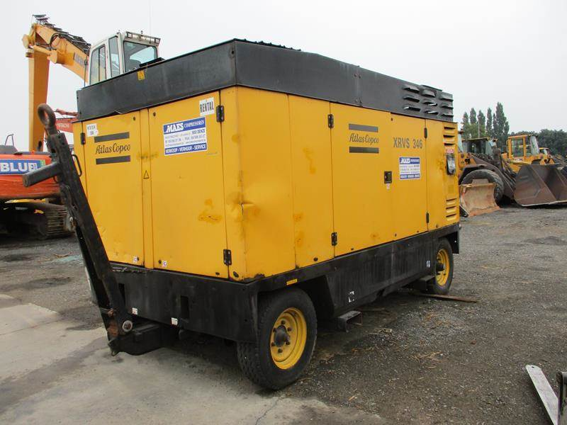Atlas-Copco XRVS 346 air compressor from Belgium for sale at Truck1, ID:  3213794