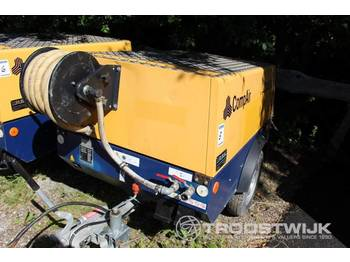 Compair 750/170 air compressor from Netherlands for sale at Truck1