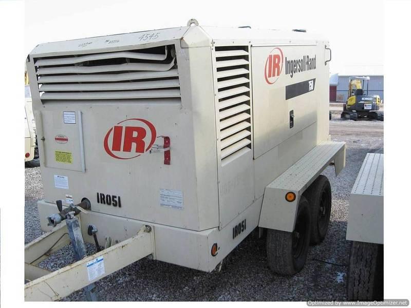 Ingersoll Rand 750 Cfm Air Compressor From United Kingdom