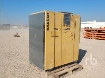 Air compressor KAESER BSD72 Electric