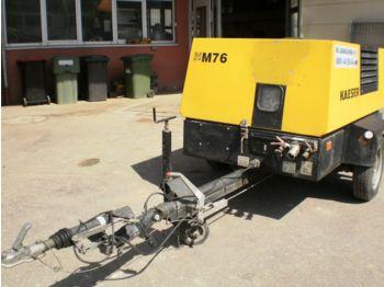 KAESER M 76 - air compressor