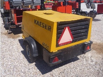Kaeser M50 Portable - air compressor