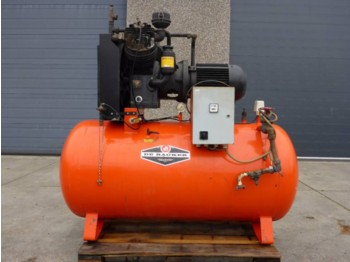 Air compressor Onbekend DE BACKER 111/80 15 BAR/1200 L | SNS787