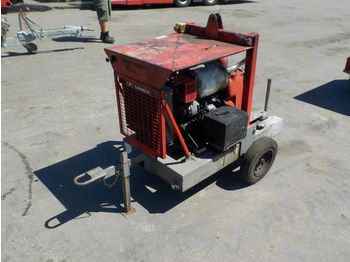 Single Axle Water Pump - air compressor