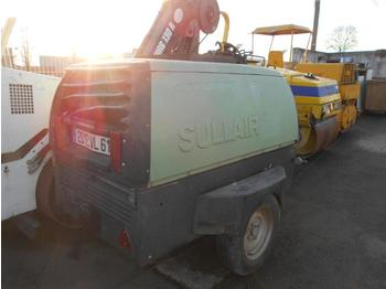 Air compressor Sullair 115