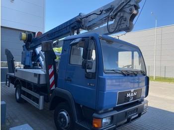 All terrain crane Böcker AK 27/1000 Autokraan