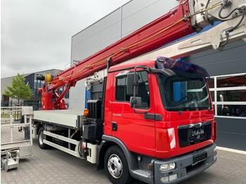 All terrain crane Böcker AK 35/3000 autokraan