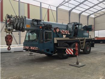 DEMAG AC155 - all terrain crane