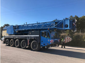 DEMAG AC 120/1 - all terrain crane