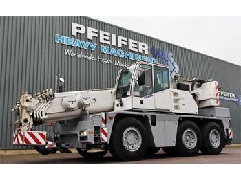 All terrain crane Demag AC40-1 6x4x6 Drive, 40t Capacity, 31m Main Boom, 1