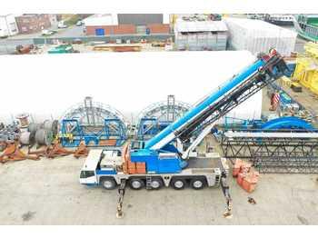 All terrain crane Demag Terex AC 200-1 // 2x Winden // Klappspitze