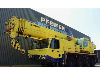 All terrain crane Faun ATF70G-4