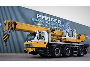 All terrain crane Grove GMK3050 6x6x6 Drive, 50t Capacity, 38m Main Boom,