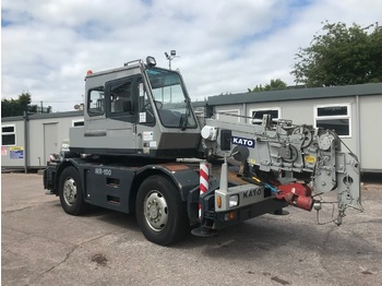 KATO 10 Ton City Crane - all terrain crane
