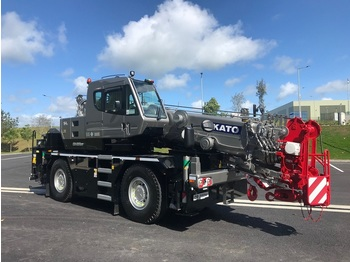 KATO NEW CR-250Rv - 25 Ton City Crane - all terrain crane