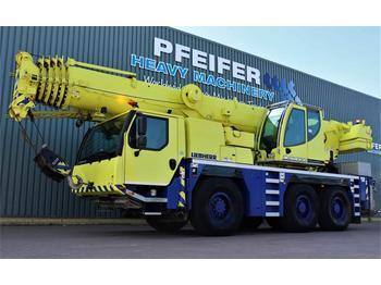 All terrain crane Liebherr LTM1060-3.1 Valid Inspection, 6x6 Drive And 6-Whee