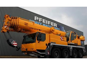 All terrain crane Liebherr LTM1070-4.2 Valid inspection, *Guarantee! 8x6x8 Dr