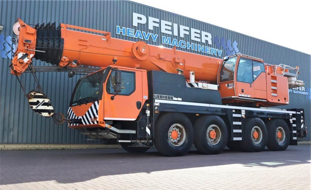 all terrain crane Liebherr LTM1090-4.1