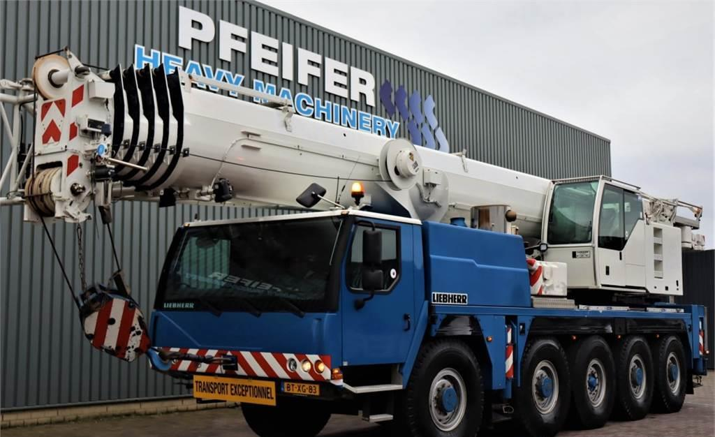 all terrain crane Liebherr LTM1095-5.1
