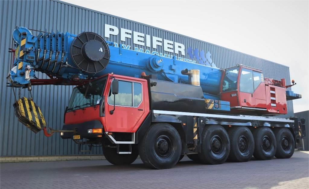 all terrain crane Liebherr LTM1100/2
