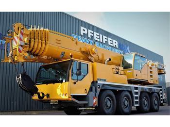 All terrain crane Liebherr LTM1100-4.1 8x8x8 Drive, 100t Capacity, 52m Main B