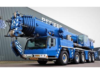 All terrain crane Liebherr LTM1200-5.1 10x8 Drive And 10-Wheel Steering, 200t