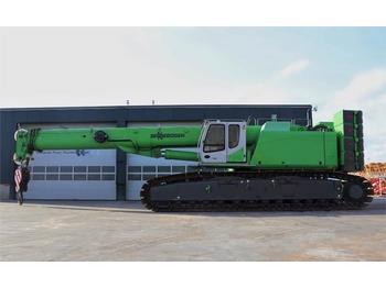 All terrain crane Sennebogen 6113 Valid inspection, *Guarantee! 120t Capacity,