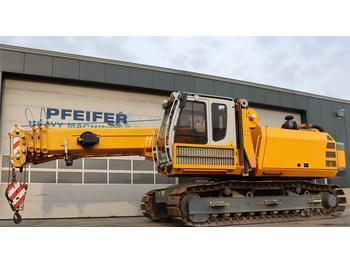 All terrain crane Sennebogen 643 Valid Inspection Till 01-2021, 40t Capacity, 3