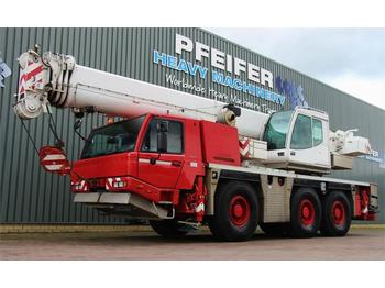 All terrain crane Tadano ATF50G-3 6x6 Drive And 6-Wheel Steering, 50t Capac