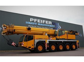 All terrain crane Terex Demag AC100 10x8x8 Drive, 100t Capacity, 2de Winch, 50m