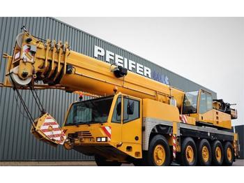 All terrain crane Terex Demag AC100 10x8x8 Drive, 100t Capacity, 50m Main boom,