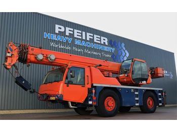 All terrain crane Terex Demag AC35L Valid Inspection Till 08-2022, 35t Capacity,