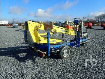 Articulated boom DINO 120T Electric Tow Behind