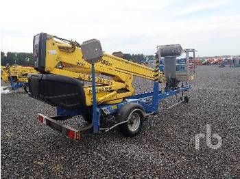 Articulated boom DINO 180XT