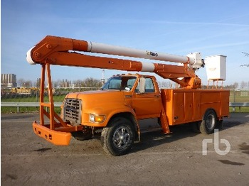 Ford F700 W/Altec An650 - articulated boom