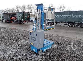GENIE GR15 Electric Vertical Manlift - articulated boom
