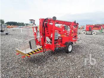 Articulated boom GOMANLIFT P180 BK Tow Behind